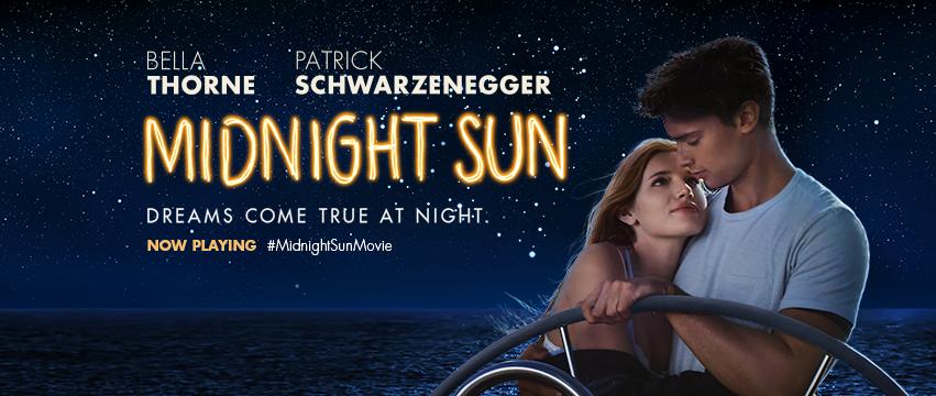"Cinema: Πρεμιέρα για την ταινία ""Ο ήλιος του μεσονυχτίου"" - ""Midnight Sun"""